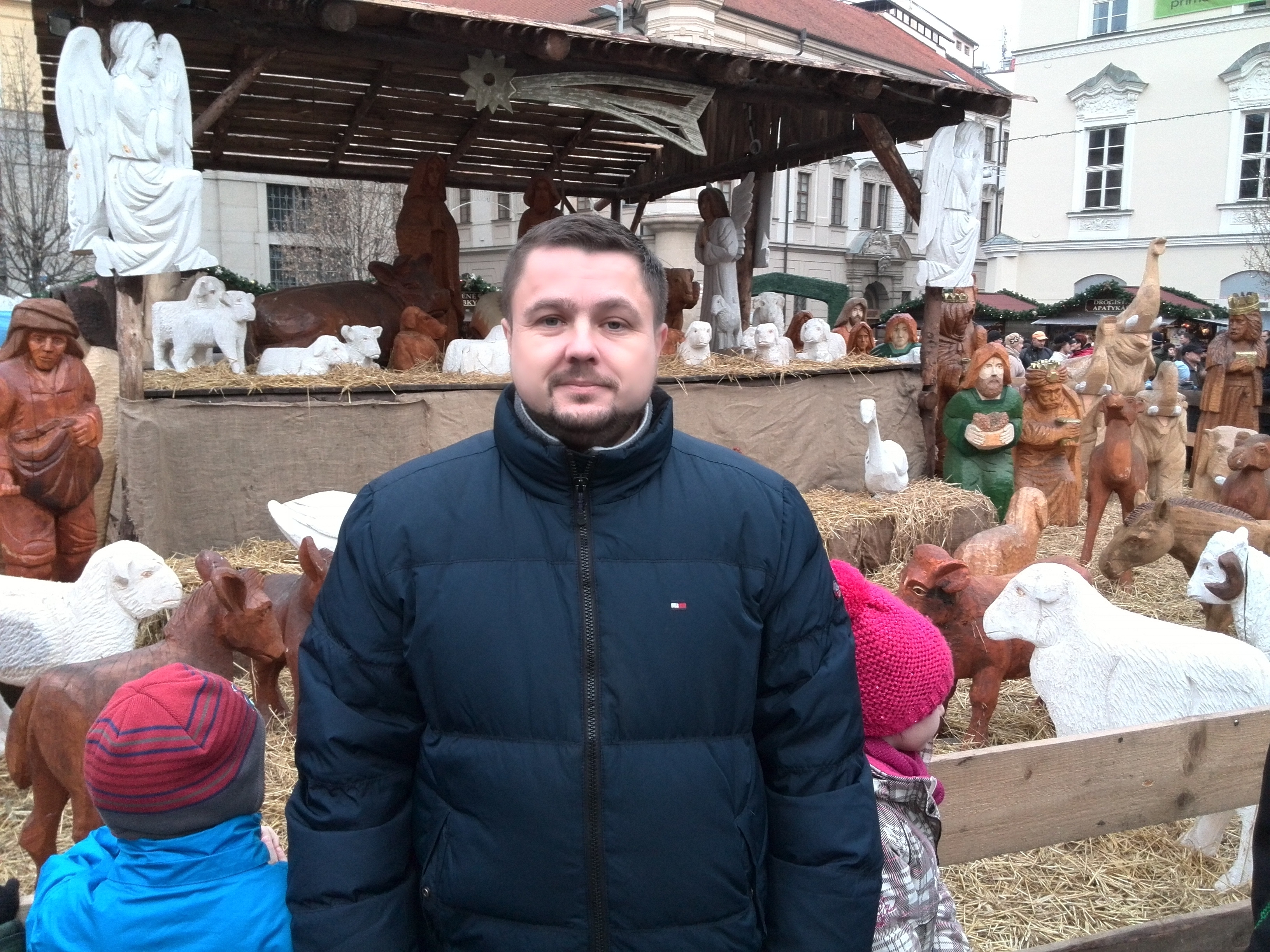 Brno a jesličky